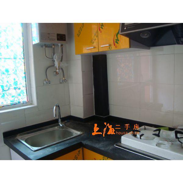 厨房二房房型